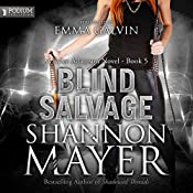 Blind Salvage: Rylee Adamson, Book 5 | Shannon Mayer