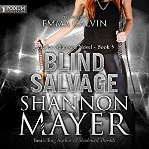 Blind Salvage Audiobook