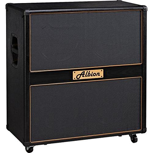 Albion Amplification Gls Series Gls412 Guitar Speaker Cabinet 280W Black