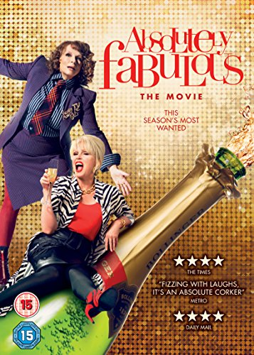 Absolutely Fabulous: The Movie [DVD] UK-Import, Sprache-Englisch
