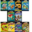 Astrosaurs 10 Books Collection Bundle set