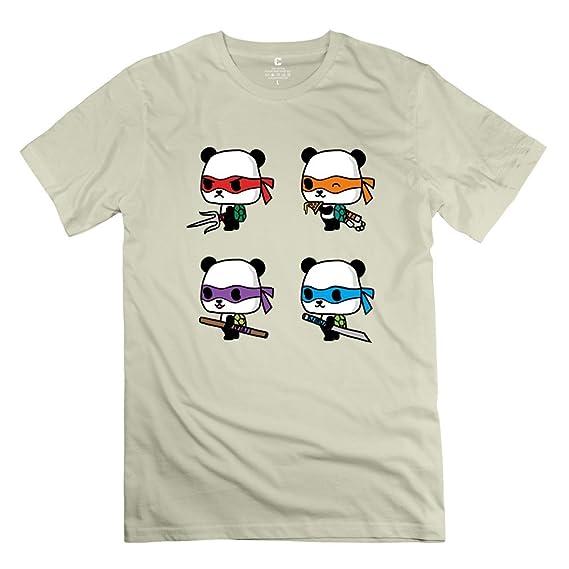 Teenage Mutant Ninja Pandas Shirt Teenage Mutant Ninja Pandas