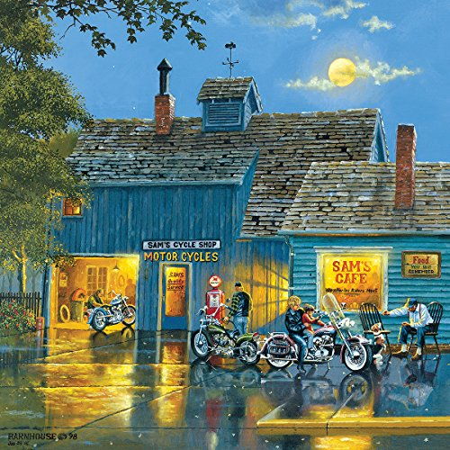 Sam's Place 2, A 1000 Piece Jigsaw Puzzle by SunsOut
