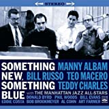 echange, troc Compilation, Teddy Charles - Something New, Something Blue