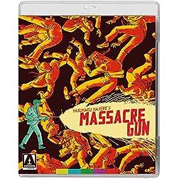 Massacre Gun Blu-ray + DVD [Blu-ray]