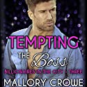 Tempting the Boss: Billionaires in the City, Book 3 Audiobook by Mallory Crowe Narrated by Reid Kerr