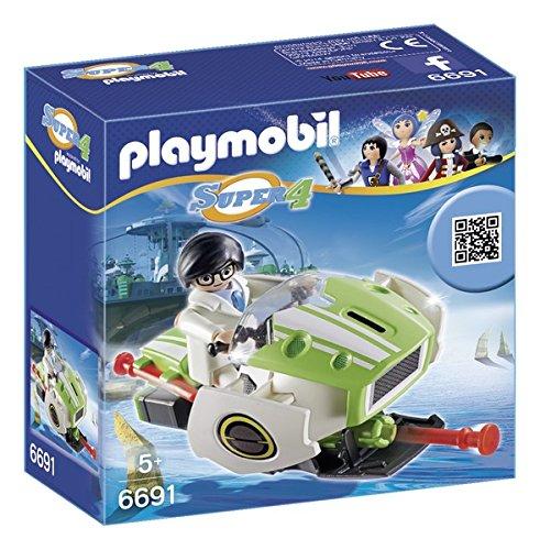 Playmobil Super 4 Skyjet JungleDealsBlog.com