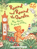 Sarah Williams Round and Round the Garden Book and CD: Play Rhymes for Young Children (Book & CD)