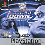 WWF Smackdown 2: Know Your Role - Platinum (PS)