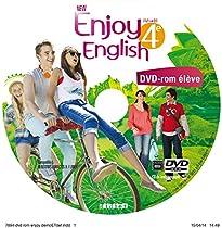 New Enjoy English 4e - DVD rom de remplacement