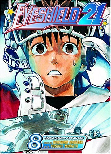 Eyeshield 21, Vol. 8