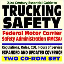 21st century essential guide to trucking safety federal for What is the federal motor carrier safety regulations