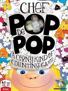 Gamewright Chef Pop De Pop