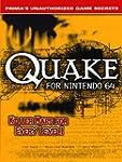 Quake 64 Strategy Guide (Prima's unau...