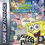 Spongebob Squarepants Lights, Camera, PANTS! (GBA)