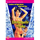 Emmanuelle In Soho - [DVD] [1981]by Mandy Miller