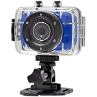 Gear Pro Activ Full HD Mini Sports Action Camera with Accessories (Multiple Colors)