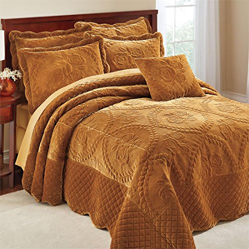 Velour Blanket King Size front-1059731