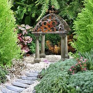 Miniature Fairy Garden Classical Folly