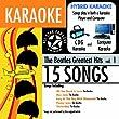 ASK-1544 Karaoke: The Beatles, Greatest Hits