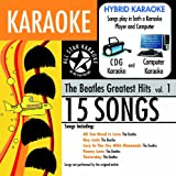 ASK-1544 Karaoke: The Beatles, Greatest Hits
