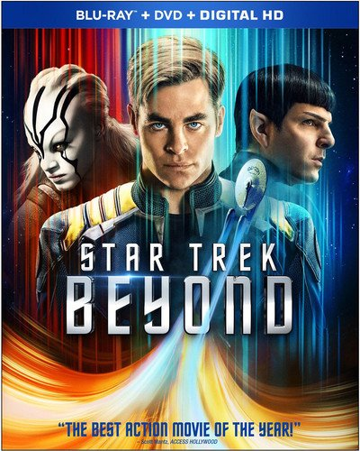 Blu-ray : Star Trek Beyond (With DVD, Digitally Mastered in HD, 2 Disc)