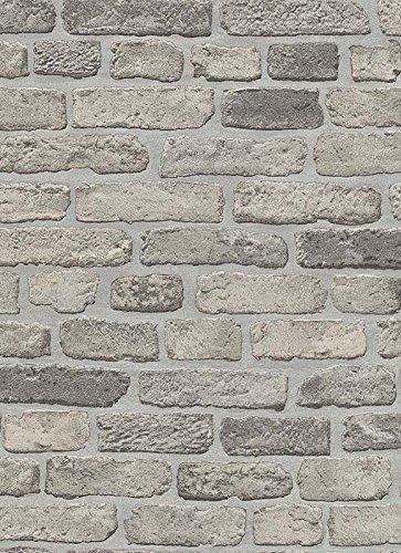 vlies-tapete-erismann-brix-unlimited-6939-15-stein-optik-mauer-grautone-grau