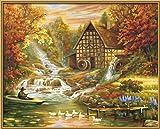 Schipper 609130507 - Malen nach Zahlen - Der Herbst, 40x50 cm von Noris