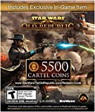 Star Wars The Old Republic: 5500 Cart...