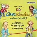 Die Chaosschwestern voll im Einsatz! (Die Chaosschwestern 4) | Dagmar H. Mueller