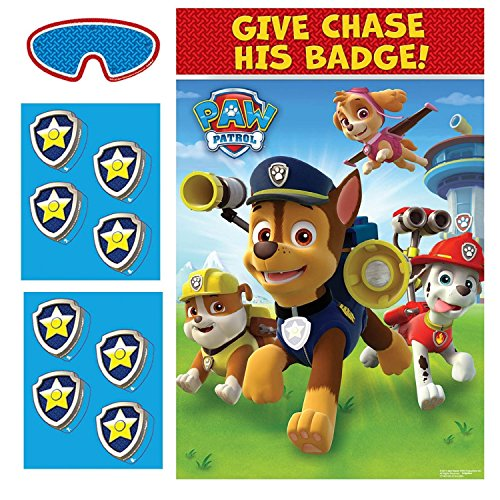 Napkins Paw Patrol Party Game, Multicolor - 1