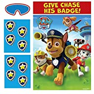 Napkins Paw Patrol Party Game, Multicolor