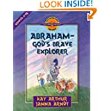 Abraham--God's Brave Explorer (Discover 4 Yourself® Inductive Bible Studies for Kids)