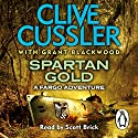 Spartan Gold Audiobook by Clive Cussler, Grant Blackwood Narrated by Scott Brick
