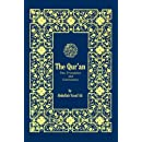 The Qur'an: Text, Translation, and Commentary (English and Arabic Edition)