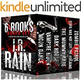 J.R. Rain 6-Book Boxed Set