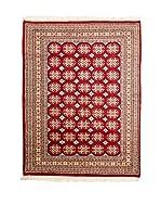 Navaei & Co. Alfombra Kashmir Rojo/Multicolor 180 x 130 cm
