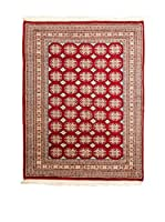 QURAMA Alfombra Kashmir Rojo/Multicolor 180 x 130 cm