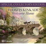 Thomas Kinkade Collector's Edition - Welcome Home 2015 Wall Calendar