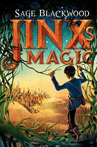 Jinx's Magic by Blackwood, Sage (2015) Paperback, by Sage Blackwood