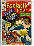 img - for Fantastic Four #22