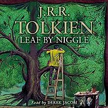Leaf by Niggle Audiobook by J. R. R. Tolkien Narrated by Derek Jacobi