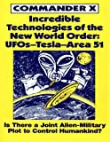 Incredible Technologies Of The New World Order; UFOs - Tesla - Area 51