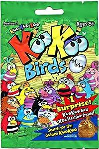 KooKoo Birds Series 1 Booster Pack 1 Surprise Koo Koo Bird Mini Figure