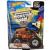 Hot Wheels Monster Jam Captains Curse #3 Includes Snap-On Battle Slammer