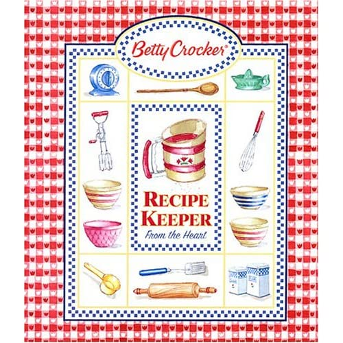 Recipe keeper refill pages