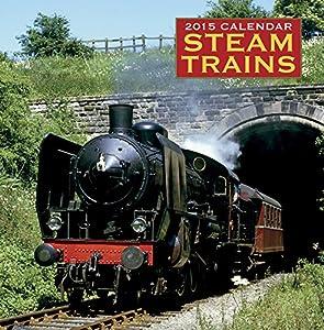 2015 Steam Trains Calendar