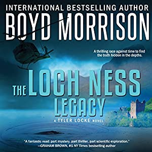 Loch Ness Legacy Audiobook