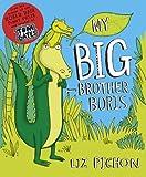 Liz Pichon My Big Brother, Boris