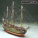 輸入木製帆船模型 MT738 マンチュアモデル・パナルト H.M.S. ビクトリー